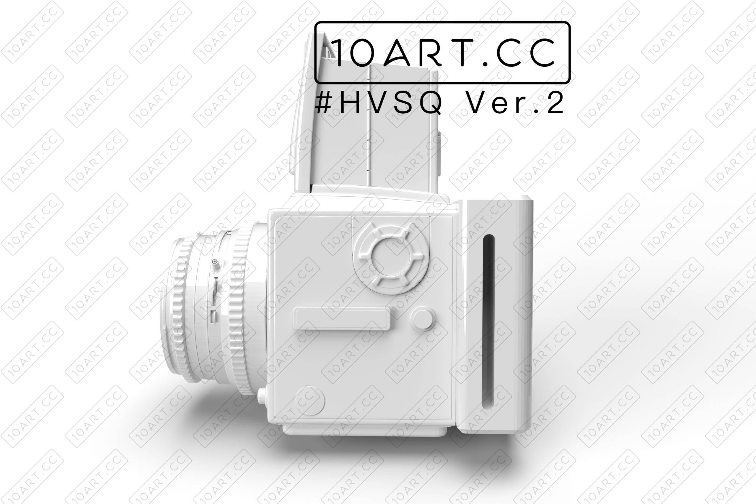 #HVSQ Ver.2 哈苏拍立得后背-10ARTCC